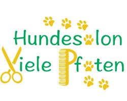 Logo Viele Pfoten Hundesalon Mainburg für Hundepflege (Groomer)